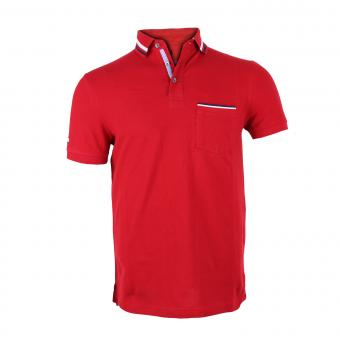 POLO T-SHIRT - 171001 Red | S
