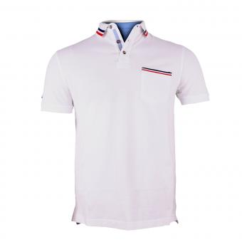 POLO T-SHIRT - 171001 White | S
